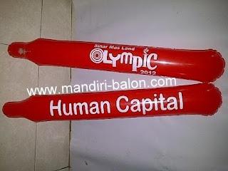 Balon Tepuk Olympic