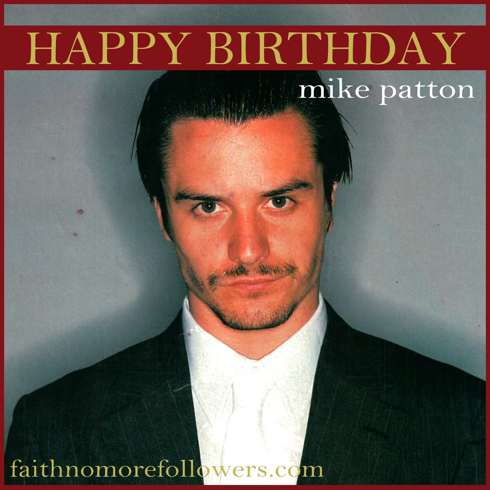 Mike patton is god