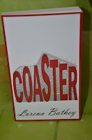 Coaster by Lorena Bathey