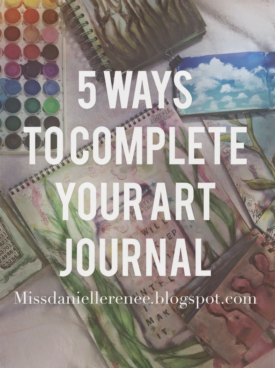Art Journaling Tips