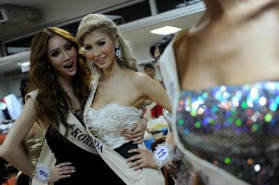 Jenna Talackova - Miss Universe