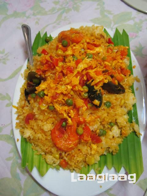 Balaw-Balaw Rice at Balaw-Balaw Restaurant, Angono, Rizal