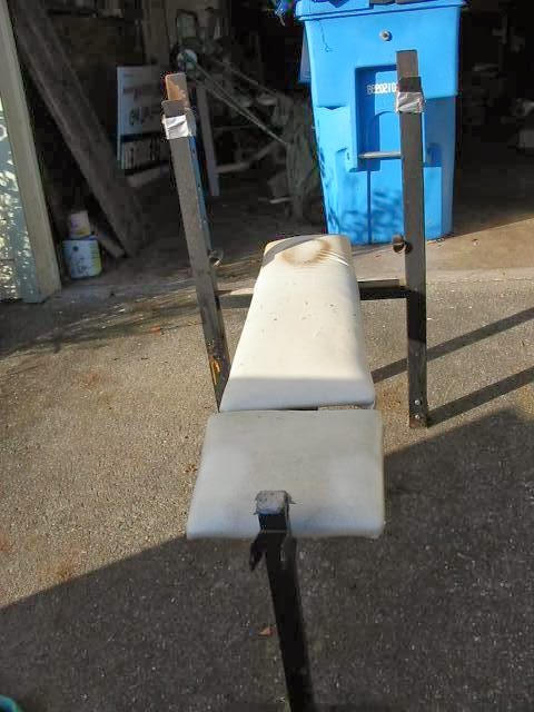 Fred 39 S Humboldt Blog Free Weight Bench