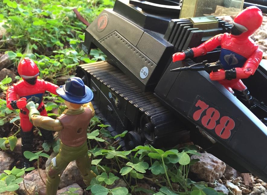 1983 Hiss Driver, Hiss Tank, Wild Bill