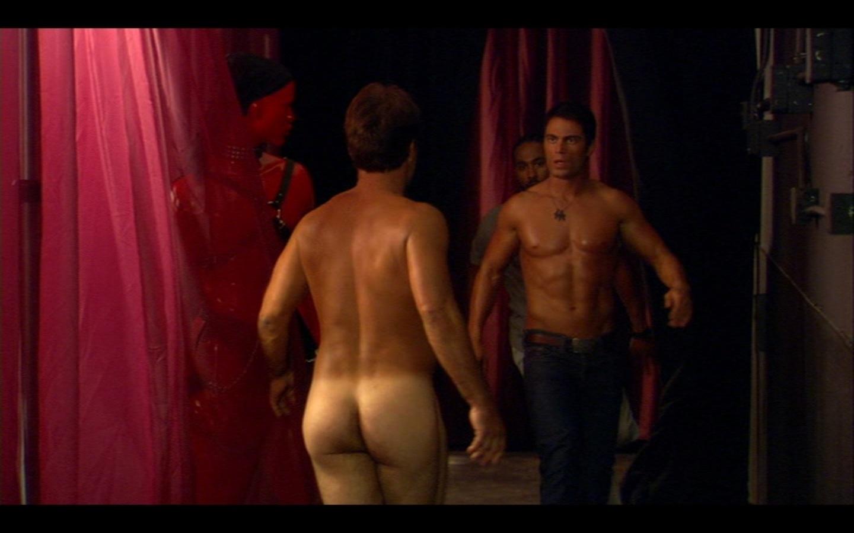 Terry crews desnuda