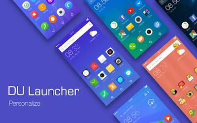 DU Launcher - Boost Your Phone v1.5.3.3 Apk