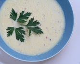 Raw Corn Chowder (A Veggie Venture)