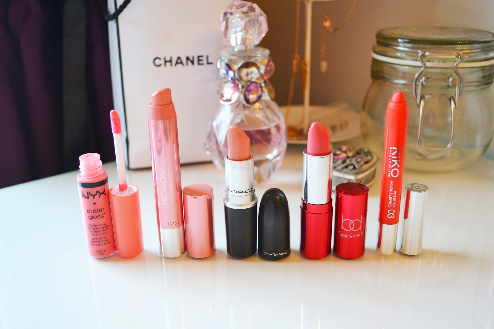 Spring/Summer Lipsticks 2015, Review, Swatches