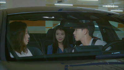 The Producers Producer Producers Review Recap episode 7 ep Baek Seung Chan Kim Soo Hyun Ra Joon Mo Cha Tae Hyun Tak Ye Jin Gong Hyo Jin Cindy IU enjoy korea hui Korean Dramas Youn Yuh Jung KBS 1 Day 2 Nights Music Back Demian