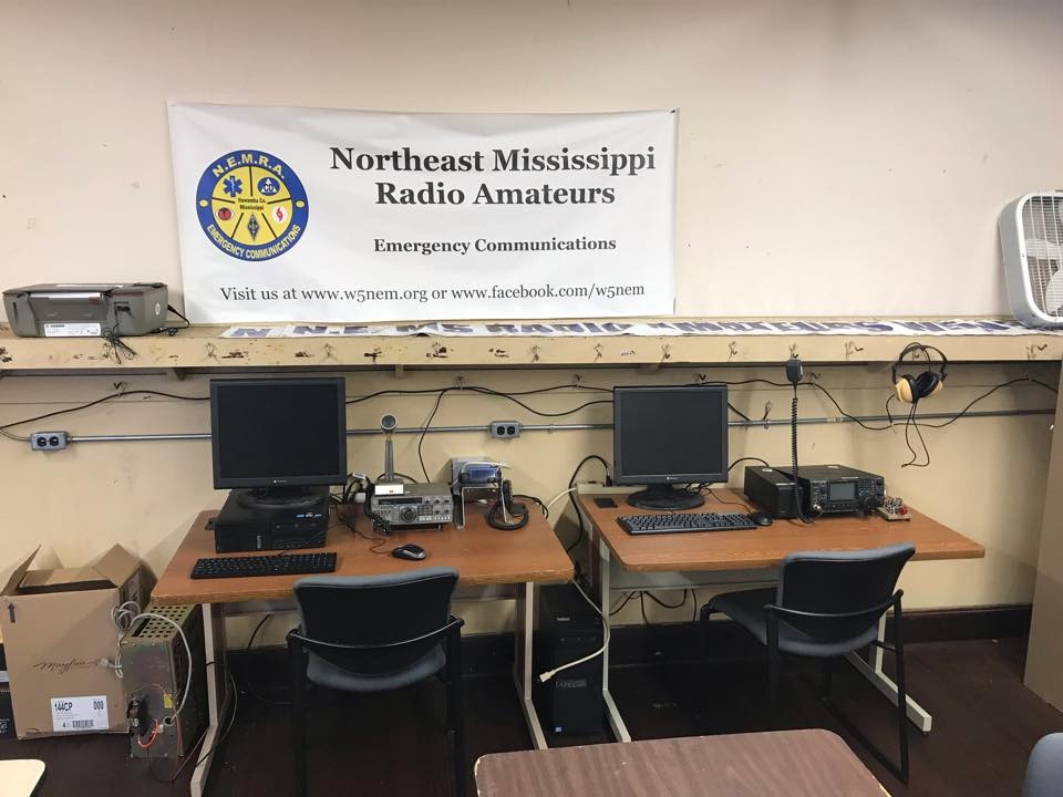 NEMRA, Inc (Northeast Mississippi Radio Amateurs)
