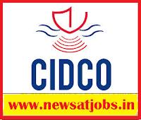 cidco+recruitment