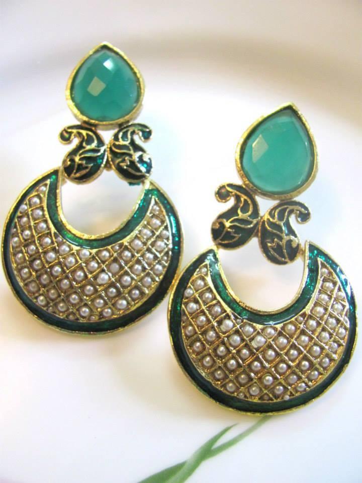 Latest Jewelry Earrings Designs for Girls 2013-14 - Best Fashion ...