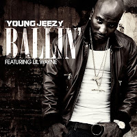 Young Jeezy - Ballin' single cover