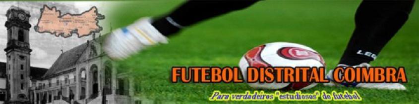 Futebol Distrital Coimbra