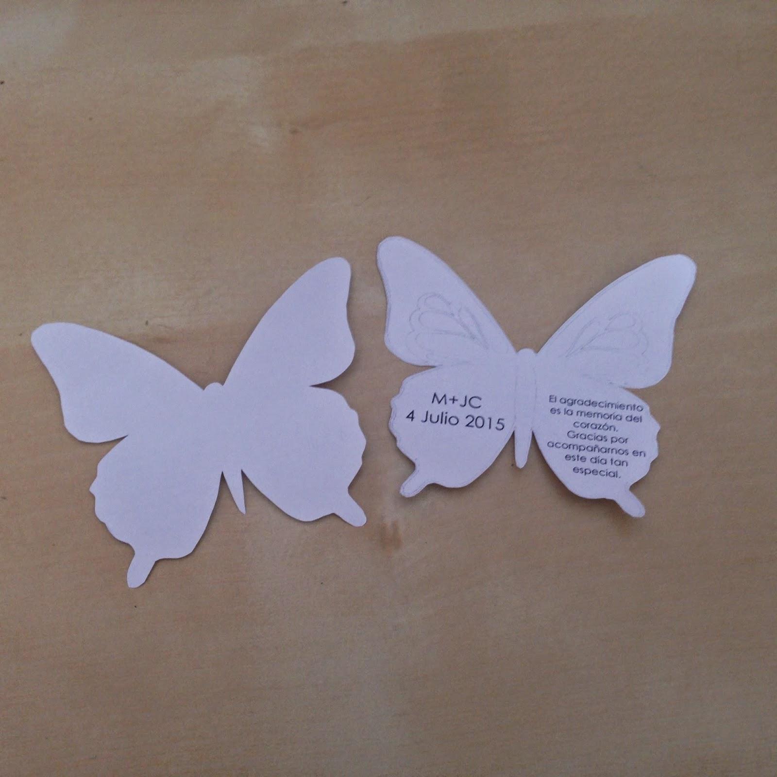 Plantillas mariposas para imprimir latest dibujos y - Plantillas de mariposas para pintar ...
