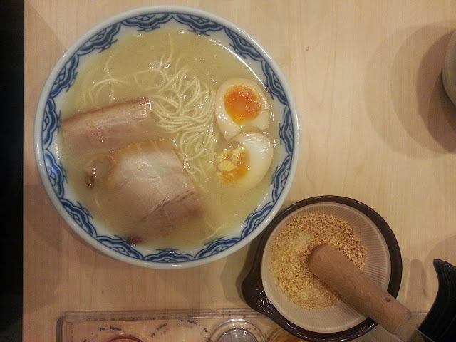 Yoshimaru Ramen Bar 1-for-1 DBS offer