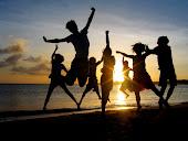 Alegria de ser jovem!!!