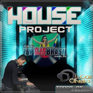 CD House Project - DJ Lucas Oliveira
