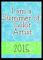 Summer of Color Artist for 5 Years