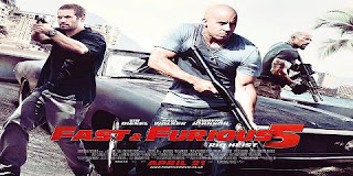 The Fast And The Furious 5 Movie