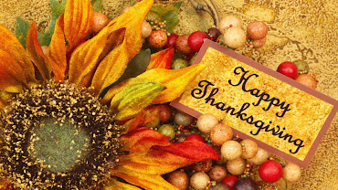 #15 Happy Thanksgiving Wallpaper