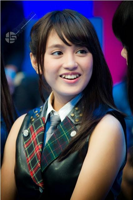 Foto Nabilah JKT48 di Dahsyat RCTI