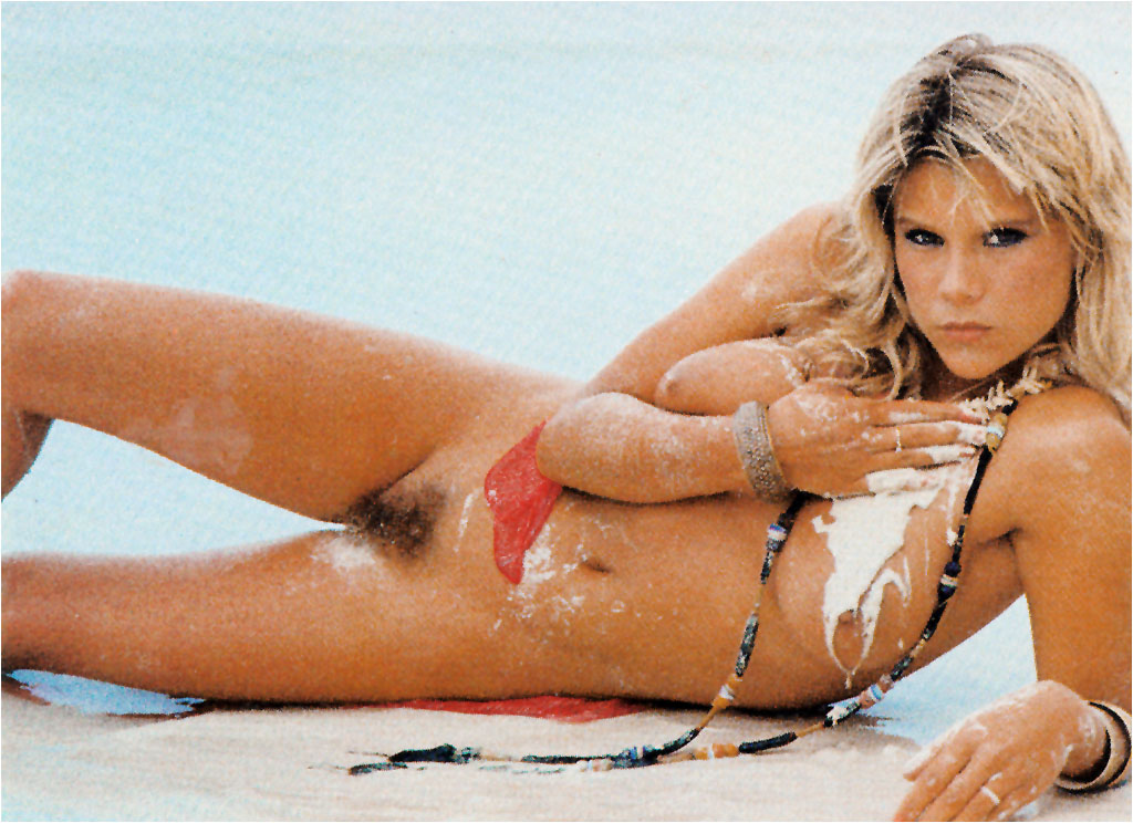 Samantha fox naked