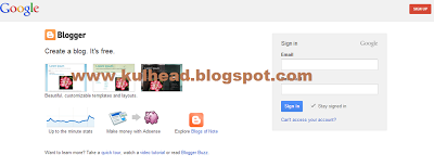 www.kulhead.com: full guide to blog setup