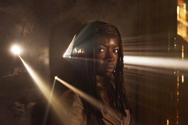 Michonne The Walking Dead season 5