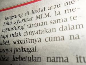 Produk MLM Menipu Pengguna Malaysia