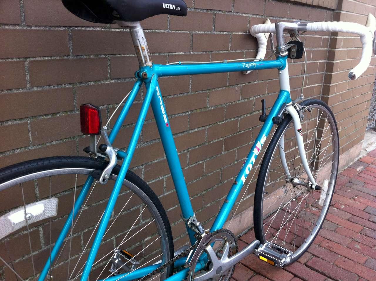 Bike Boom Refurbished Bikes 1989 1991 Lotus 3000r Pro