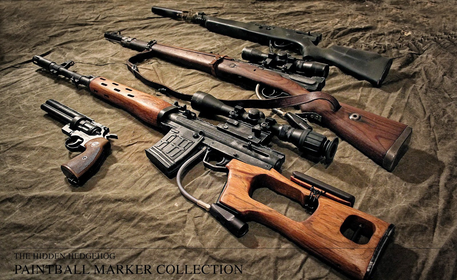 The Hidden Hedgehog: SVD DRAGUNOV PHOTOSHOOT!!!!