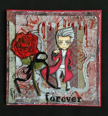 forever immmortal blood drip stamp edward twilight