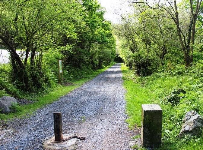 La Vía Verde de los Montes de Hierro (Muskiz), una de las rutas saludables