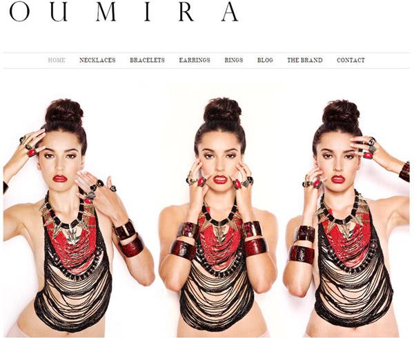 Oumira, Tribal fashion story, Fashion Jewellery Campaign - Fujifilm X-Pro1