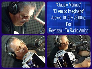 EL AMIGO IMAGINARIO CON CLAUDIO MÓNACO.