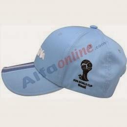 merchandise topi alfamart