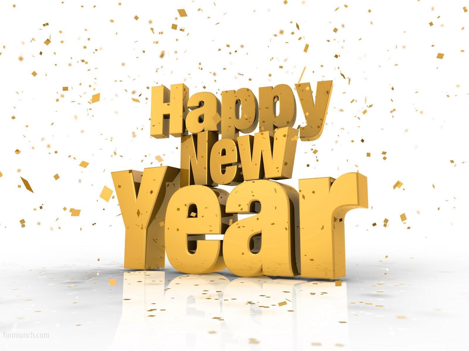 Afbeeldingsresultaat voor new years wishes 2017 gold