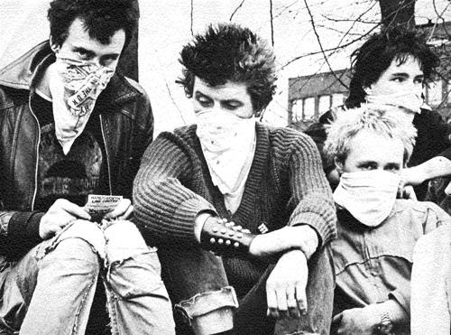 I Vomit 4 U Crisis Live Guildford Student Union 1978