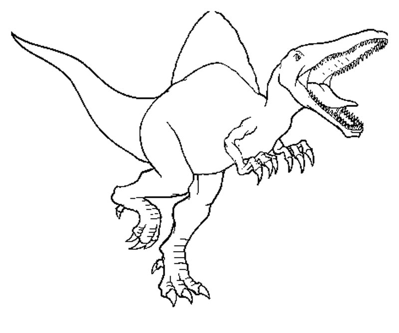 Free Coloring Pages Of Jurassic Park Logo Jurassic Park Coloring Pages