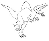 #2 Jurassic Park Coloring Page