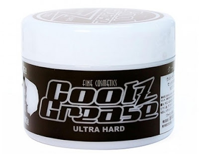 COOL GREASE Ultra Hard Z Hair Pomade