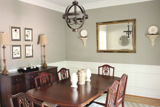Dining Room After Melissa Stapleton Interiors