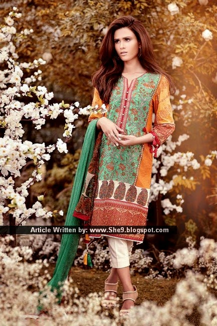 Royal Summer Lawn Collection