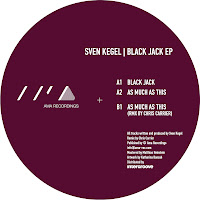 Sven Kegel Black Jack EP Ama Recordings