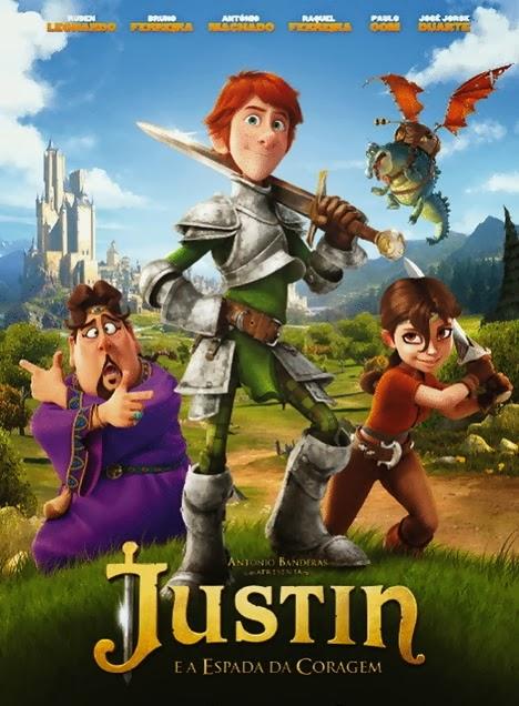 Justin e a Espada da Coragem – Legendado (2013)