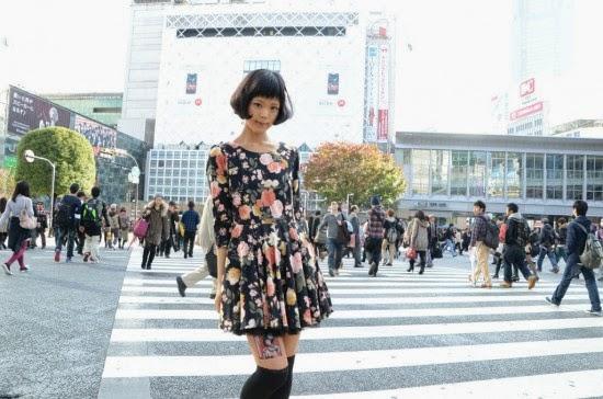 Paha Mulus Putih Sexy Gadis Jepang