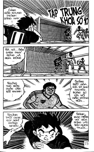 Jindodinho - Đường Dẫn Đến Khung Thành III  Tập 24 page 73 Congtruyen24h