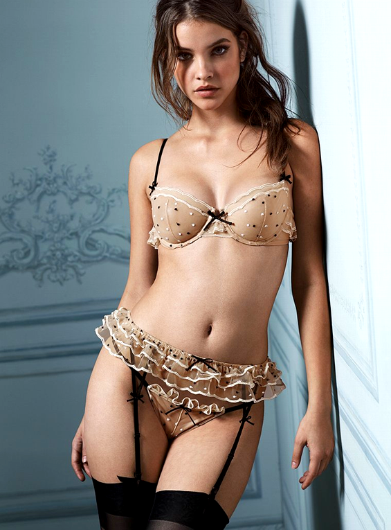 Barbara Palvin For Victoria S Secret Catalogue