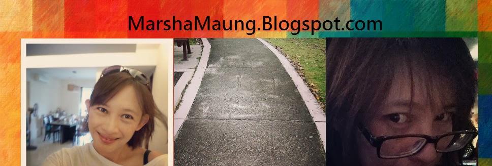 Marsha Maung: I write. I love. I live